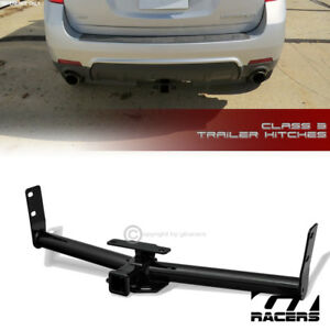 Class 3 Trailer Hitch Receiver Rear Bumper Towing 2 For 2010 2017 Gmc Terrain