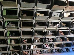 10 Stackbin Stack Rack No 3 Stacking Steel Storage Drawer Bin Rack Container