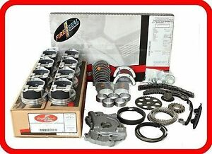 02 03 Dodge Ram Dakota Durango 4 7l Sohc V8 H o Engine Rebuild Kit