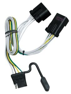 Trailer Wiring Harness For 00 10 Jeep Grand Cherokee 06 10 Commander Raider New