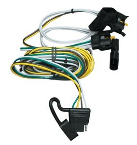 Trailer Wiring Harness For 95 02 Ford Econoline Van 01 03 Explorer