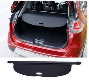 Nissan Rogue Sv X trail 2014 2016 rear trunk black oe retractable cargo cover