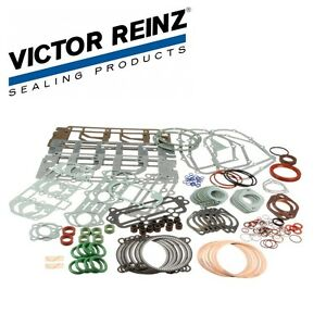 New Porsche 911 914 Engine Gasket Set Complete Victor Reinz 901 100 902 01