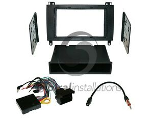 Radio Stereo Installation Dash Kit Combo Sd dd Wire Harness Antenna Mb3