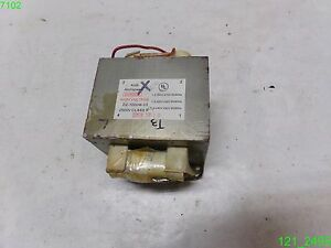 Kolb Atollspeed High Voltage Transformer 2500v Class R Dz 1000w 03 Used