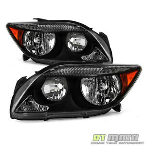 2005 2006 2007 Scion Tc Headlights Headlamps Replacement 05 06 07 Left right