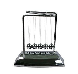 Bojin Z Shaped Newtons Cradle Balance Ball Science Psychology Puzzle Desk
