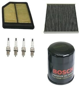 For Honda Civic Gx Tune Up Kit Mann Bosch Oil Oe Supplier Air Filters Plugs