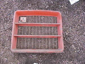 Allis Chalmers Tractor Nose Grille Grill 190