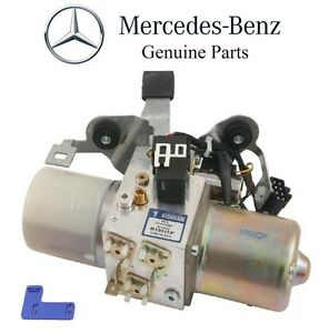 For Mercedes R170 Slk230 Hydraulic Pump For Convertible Top Genuine 1708000048