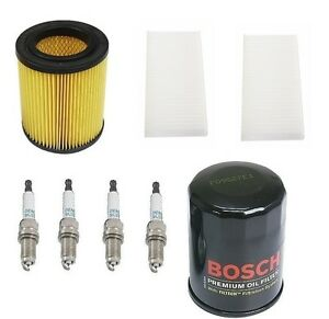 For Honda Civic 03 05 Si Kit Bosch Oil Cabin Air Opparts Air Filters Denso Plugs