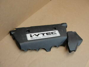 110507 Civic Si 02 05 3 Door Ep3 Hatchback 2 0l Engine Cover Oem 17121 Pnf E00