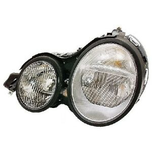 For Mercedes W210 E Class Driver Left Headlight Assembly 2108204961
