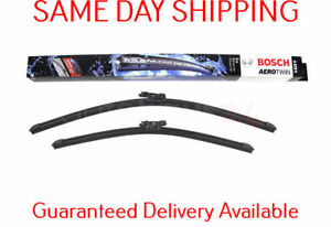 Bmw F30 F31 F80 F34 3 series Front Windshield Wiper Blade Set New Oem Bosch