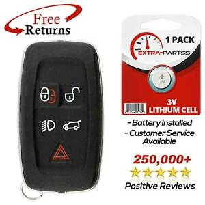 Replacement Keyless Entry Remote Car Key Fob For 2010 2015 Land Range Rover