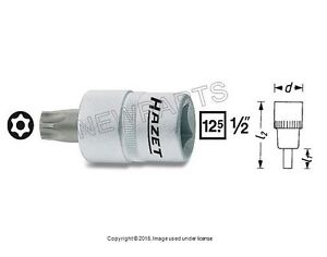 For T30 Inside Torx Socket Hazet 992 T30h