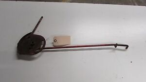 Allis Chalmers 190 Xt 3 Point Draft Control Traction Booster Lever And Link Rod