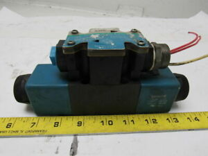 Vickers Dg4v 3s 2c m fw b5 60 Hydraulic Directional Solenoid Control Valve