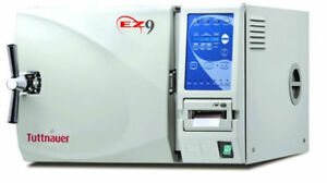 New Tuttnauer Ez9p The Fully Automatic Autoclave With Printer