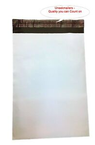 10x13 Poly Mailers Shipping Envelope Plastic Bags 1 7 Mil 1 20 100 200 1000