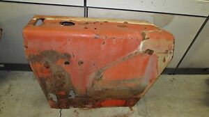 Allis Chalmers 190 Xt Right Fender