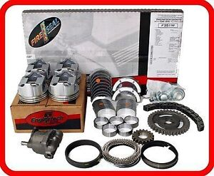 74 81 Ford Mustang Pinto Fairmont 140 2 3l Sohc L4 Non turbo Engine Rebuild Kit