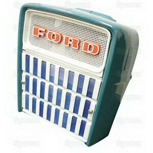 Ford 4000 5000 Cowling W Grilles