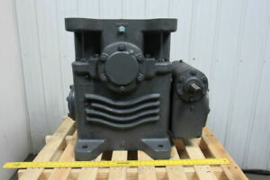 Morse 100wdb 1000 1 Double Reduction Worm Gear Speed Reducer