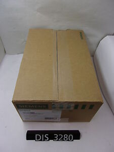 New Siemens 240 Volt 30 Amp Fused Disconnect Safety Switch dis3280