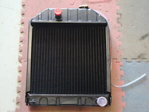 2000 3000 4000 2600 3610 Ford Tractor New Radiator With Out Oil Cooler