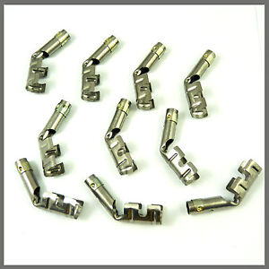 34605 Universal Spark Plug Wire Terminals Ends Connector Set 10pcs New