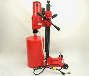 Bluerock Tools Model 10z1rb Concrete Core Drill W Rolling Base Stand