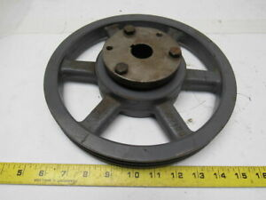Browning 3q3v106 2 Groove 3v Belt Split Taper Pulley W 1 1 8 Q1 Bushing