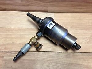 Nice Vulcanaire High Speed Milling Attachment W Moore Jig Bore