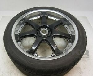 Rays Engineering Volk Gt 7 Wheel 19x9 5 With Tire For 06 2006 Lexus Is350