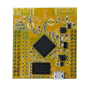 Fr4 Pcb Wrtnode Openwrt Development Board For Arduino Yellow