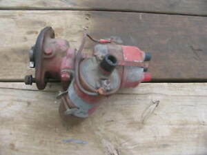 International Ih Farmall Tractor Distributor H M Super M H 300 350 400 450