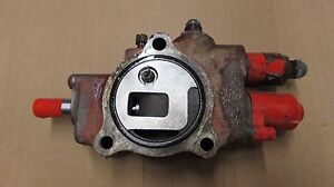Allis Chalmers 190 Xt Hydraulic Valve Traction Booster And Sensing Section