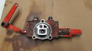 Allis Chalmers 190 Xt Hydraulic Remote Valve Section