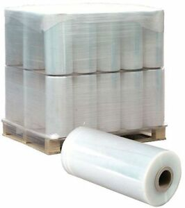 20 X 80ga X 5000 Stretch Pallet Machine Wrap