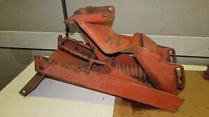 Allis Chalmers 190 Xt Seat Mount suspension Assembly
