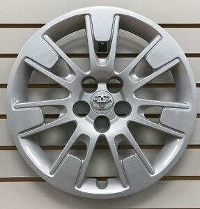 2014 2016 Toyota Corolla 16 Hubcap Wheelcover Oem