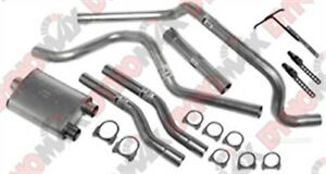 Dynomax 17313 Super Turbo Cat Back System Exhaust System Kit