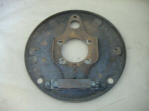Vw Super Beetle Front Brake Backing Plate 71 79 Yr