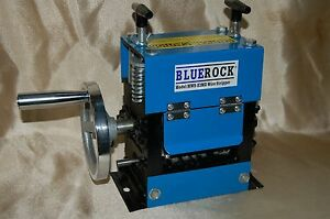 Bluerock Model Mws 83md Wire Stripping Machine Copper Stripper Stripinator