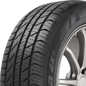 4 New 205 55 16 Kumho Ecsta 4x Ii Ku22 All Season High Performance 420aaa Tires