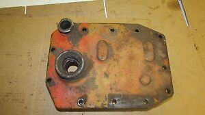 Allis Chalmers 190 Xt Transmission Shifter Top Cover
