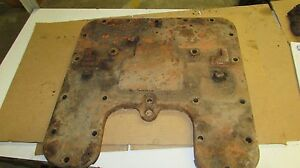 Allis Chalmers 190 Xt Transmission Main Top Cover