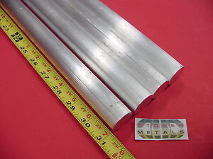 4 Pieces 1 Aluminum 6061 Round Rod 31 Long Solid T6511 Lathe Bar Stock 1 00 Od
