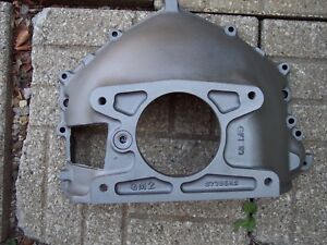 1962 62 Chevy Impala Ss Bel Air Biscayne 283 327 3 4 Speed Bellhousing
